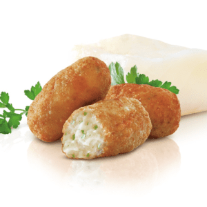 Cod Brandade Croquette from the mediterranean