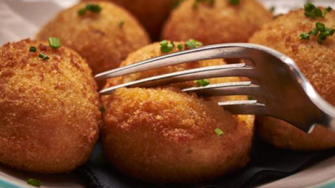 How to make octopus croquettes recipe